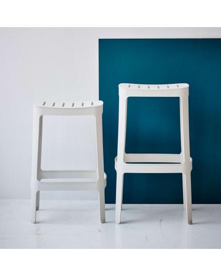 CUT Bar Chair, high