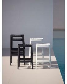 CUT Bar Chair, low