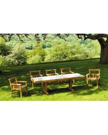 NARA Rectangular Table
