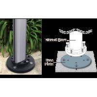 Concrete Ground Kit for Astral-TC, Orion, Sirius or Polaris