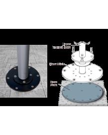 Concrete Mount Kit for Galaxy
