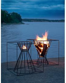 BOO Fire Basket