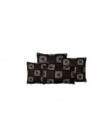 Acacia Noir Throw Pillow