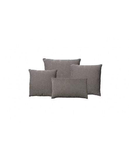 Bellevue Noir Throw Pillow