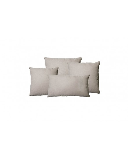 Bellevue Stone Throw Pillow