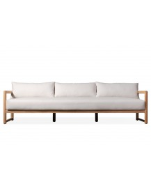 Breeze Xl Teak 3 Seat Sofa
