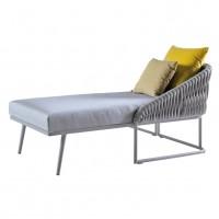 BASKET Meridian right armrest