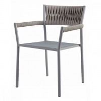 BASKET Dining Chair Stackable
