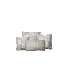 Acacia Sandstone Throw Pillow