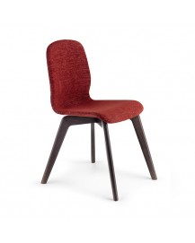 GLAMOUR WOOD Up Chair