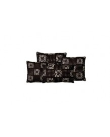 Acacia Noir Throw Pillow
