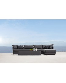 Antigua 2 Seat 1 Arm Sofa (Left Arm)