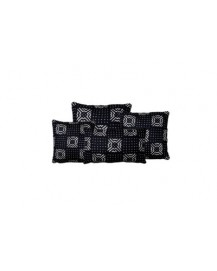 Acacia Midnight Throw Pillow