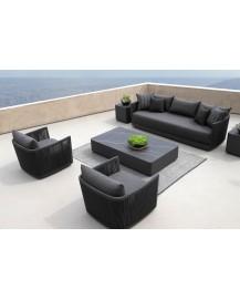 Antigua Square Side Table